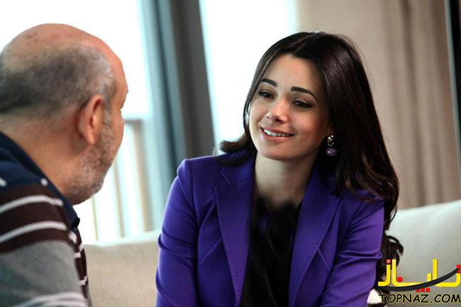 نارین در سریال مرحمت