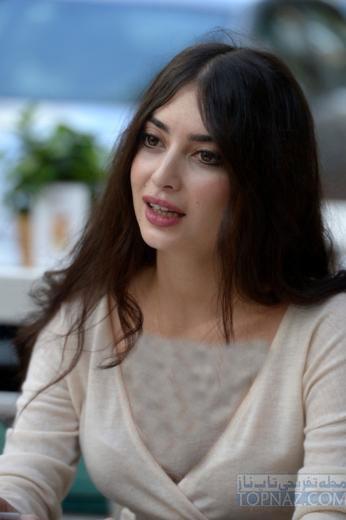 عکس آیتن در سریال کارادایی