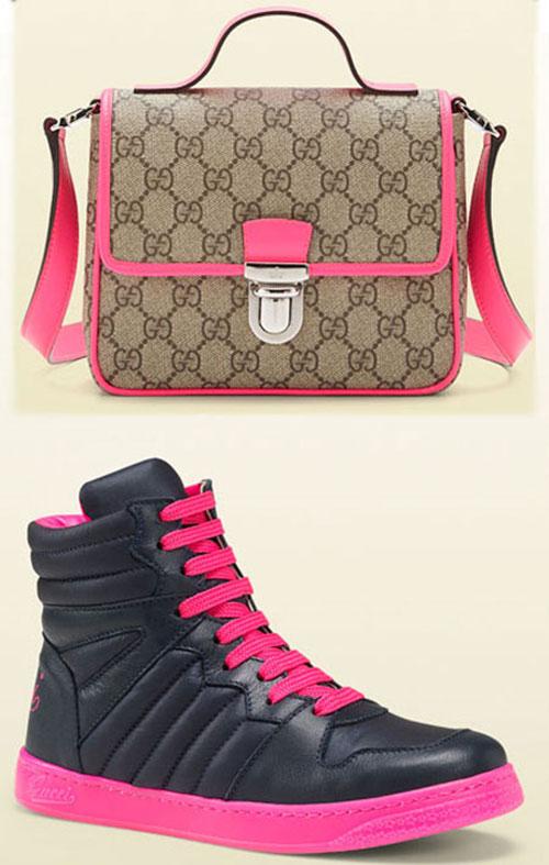 مدل کیف و کفش, کفش و کیف گوچی, کیف و کفش مخصوص دانشجویان