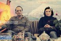 عکس شهرام شکوهی و همسرش