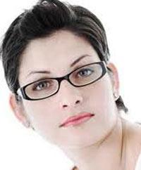 تکنیک های آرایشی برای خانم های عینکی