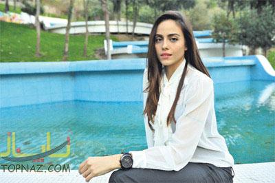 عکسهای آزرا در سریال عمر گل لاله