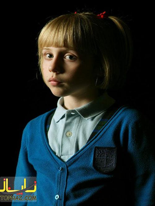 عکسهای اولین بازیگر سریال مدرسه شبانه روزی