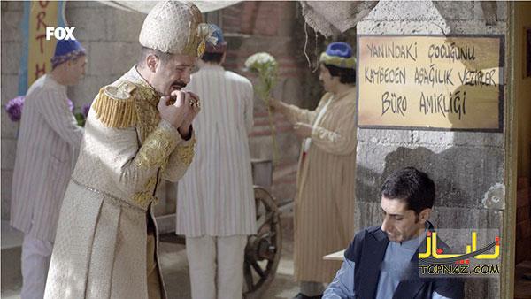 سریال حرم سرای سلطان