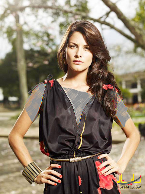 عکس جولیتا در سریال الکاپو