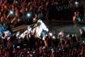 اختلال و جنجال یک هوادار دیوانه در کنسرت بیانسه +عکس