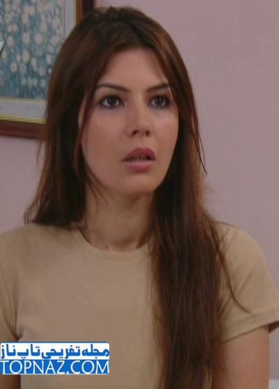 عکس دیلا خانم در سریال دیلا خانم