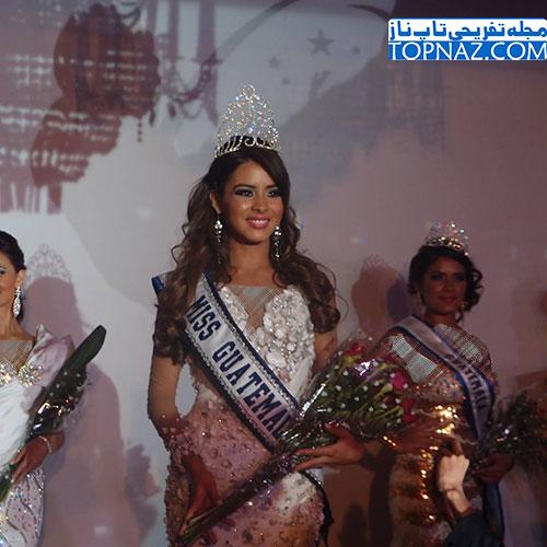 دوشیزه جهان 2013 گواتمالا انتخاب شد +عکس