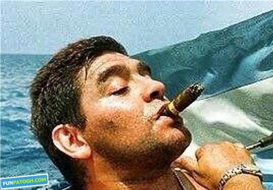 10 فوتبالیست مشهور سیگاری دنیا +عکس