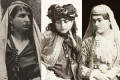 عکس دختر زیبای ایرانی در دوره قاجار