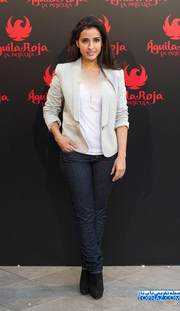 عکس های مارگاریتا بازیگر زن سریال عقاب سرخ