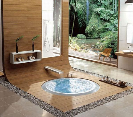 شیک ترین مدل دکوراسیون حمام