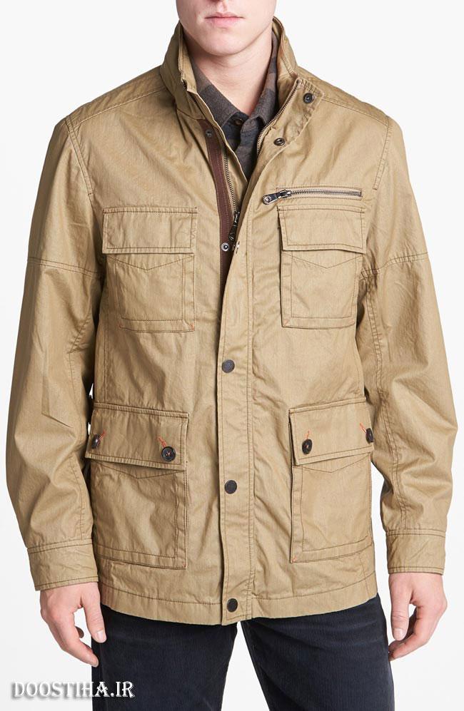 انواع مدل کاپشن کت و لباس های مخصوص پاییز مردانه