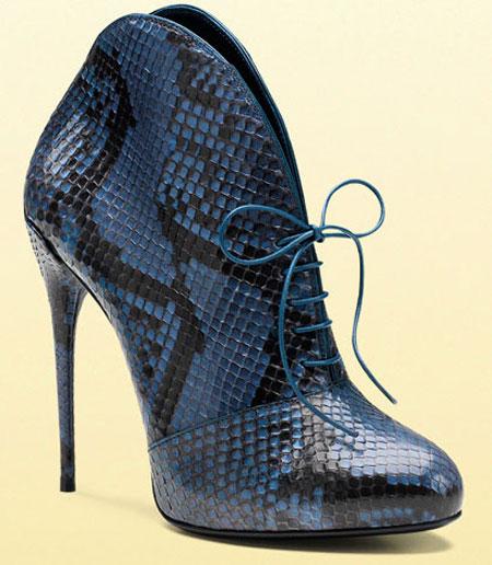مدل کفش گوچی, کفش پاییزی گوچی