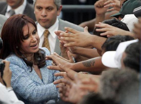 فشن ترین رئیس جمهور زن دنیا! +عکس