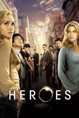 سریال قهرمانان