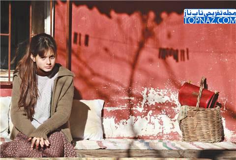 عکس کوکی نارین در سریال مرحمت