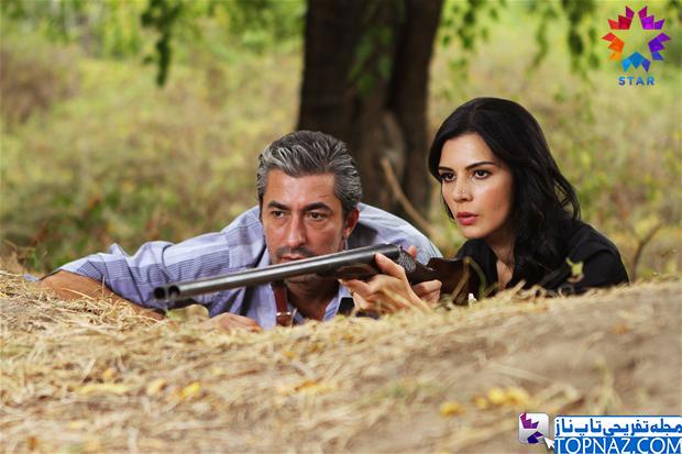 عکس های رضا در سریال دیلا خانم