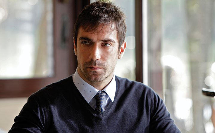 بیوگرافی ابراهیم چلیکول بازیگر نقش فرهات در سریال عشق سیاه و سفید