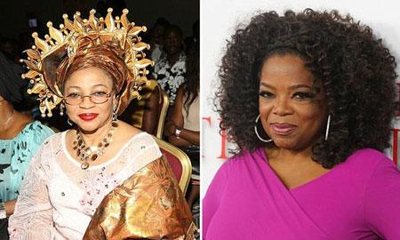 تصاویر ثروتمند ترین زن سیاهپوست , ثروتمند ترین زن جهان