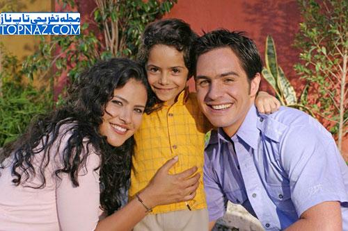 عکس بازیگران سریال در جستجوی پدر