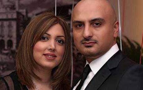 سالومه و همسرش