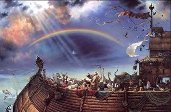 داستان زندگی حضرت نوح (ع)