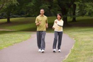 پیادهروی بهتر چربیها را میسوزاند یا دویدن؟