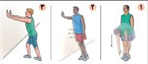 ورزش برای تقویت زانو,حركاتی برای تقویت زانو,نرمش برای تقویت زانو