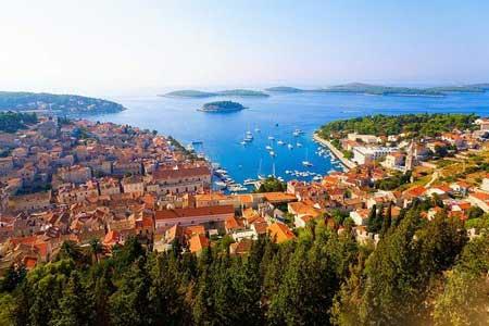 آشنایی با مکان های گردشگری کرواسی