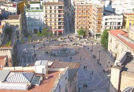 والنسیا,شهر والنسیا,دیدنیهای والنسیا,اسپانیا