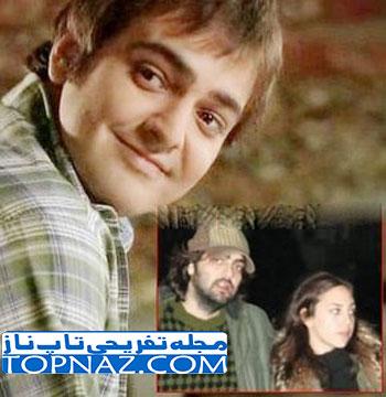 عکس همسر واقعی جمره بازیگر سریال کوزی گونی