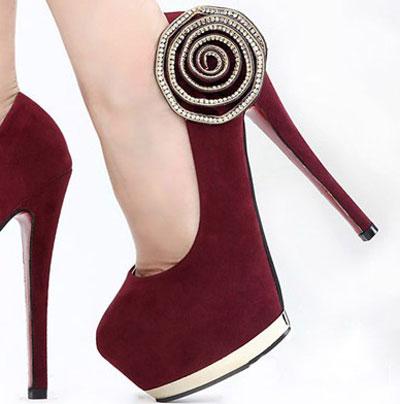 مدل کفش مجلسی 2013