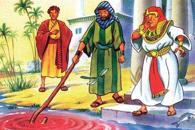 زندگینامه حضرت موسی,حضرت موسی,