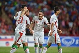 برد 4 بر 1 ایران مقابل لبنان و صعود به جام ملت ها