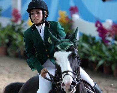 مشکلاتی که اسب سواری برای خانم ها پیش می آورد