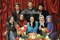 عکس علی دایی در کنار 5 بازیگر زن ایرانی