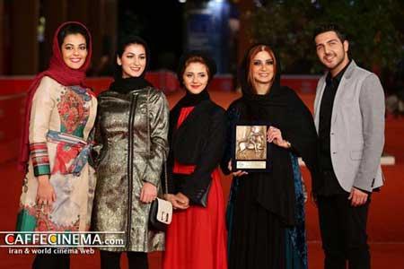 تیپ متفاوت بازیگران زن ایرانی در رم