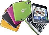 مدل Flipout از Motorola
