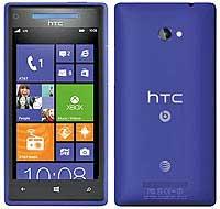 مدل Windows 8 از HTC