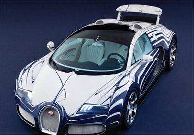 نادرترین خودروهای جهان,بوگاتی ویرون