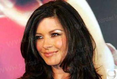 اخبار ,اخبار فرهنگی, زیباترین زنان هالیوود, کاترین زتا جونز