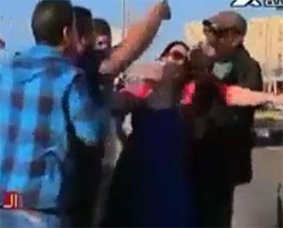 کلیپ دوربین مخفی خنده دار عربی!