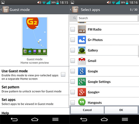 معرفی گوشی موبایل LG G2 (ال جی جی 2)
