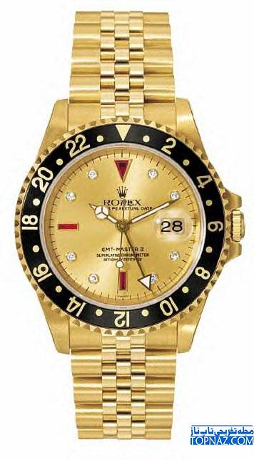 مدل ساعت رولکس