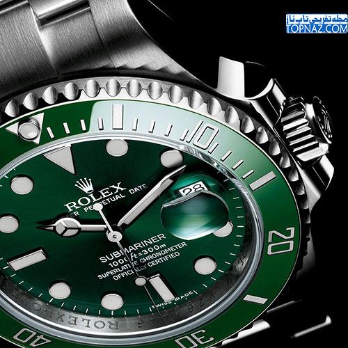 مدل ساعت مردانه رولکس