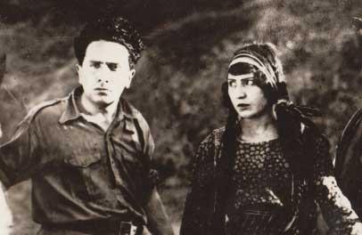 عکس های اولین زن بازیگر ایرانی