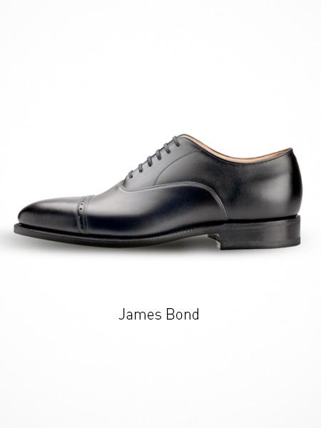James Bond Shoes