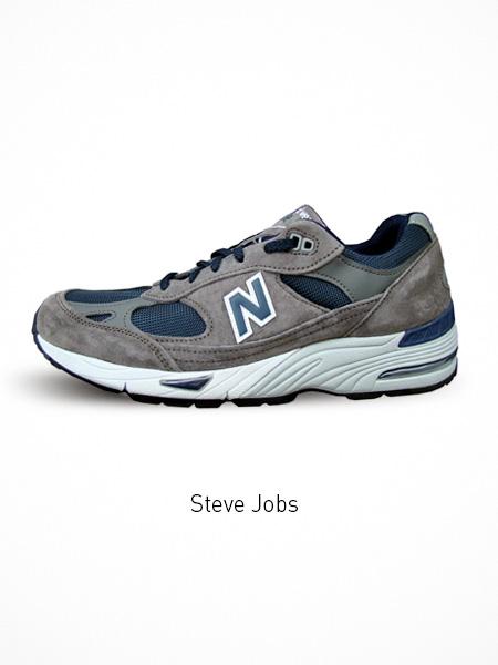 Steve Jobs Shoes