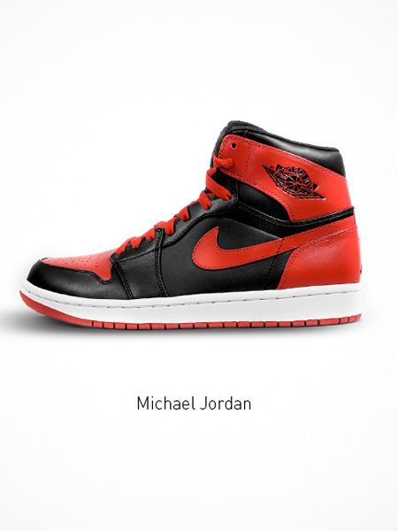 Michael Jordan Shoes